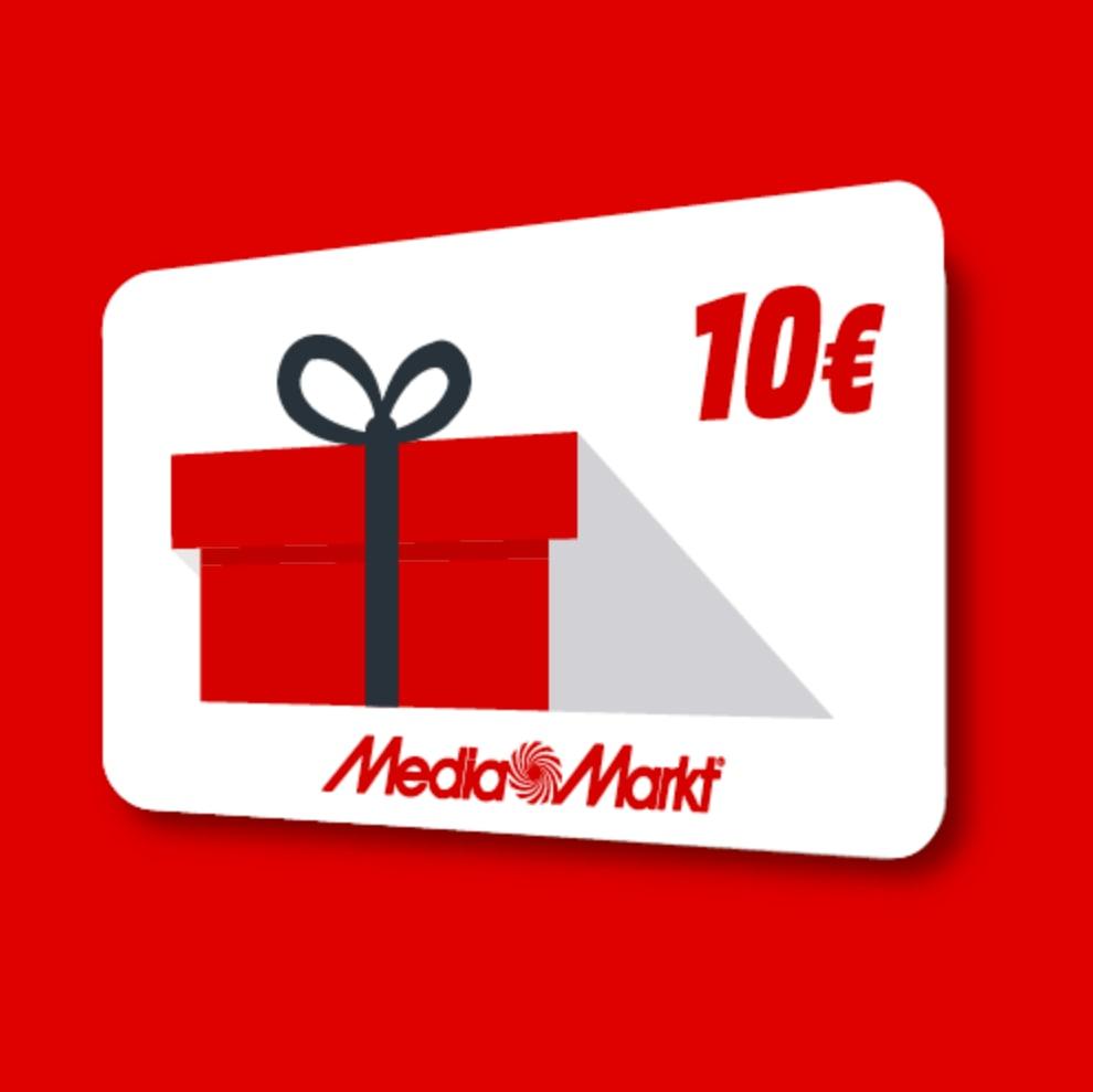 10€ de dto. en compras superiores a 100€ válido para todo MediaMarkt