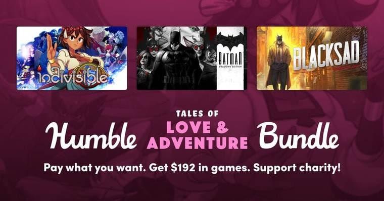 Humble Bundle: Tales Of Love & Adventure Bundle