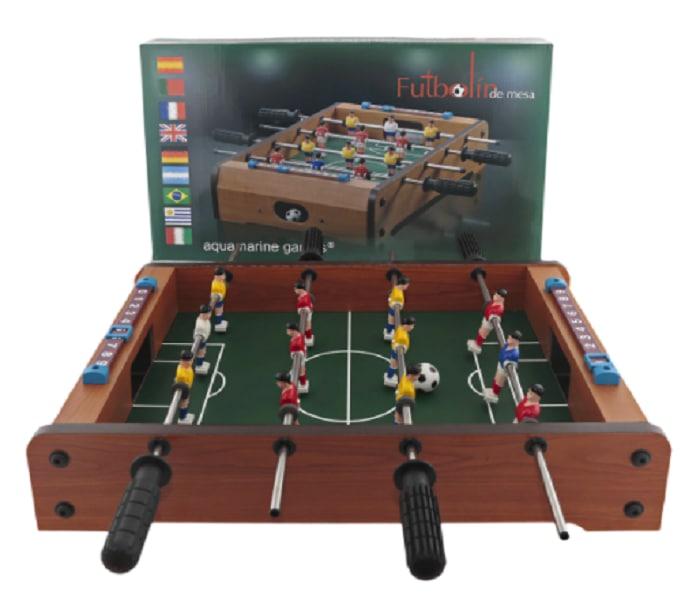 Futbolín de Mesa Aquamarine Games