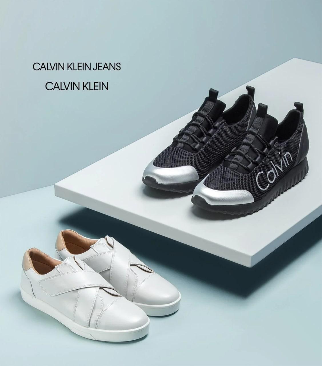 Descuentazos en calzado, gafas de sol y accesorios Calvin Klein