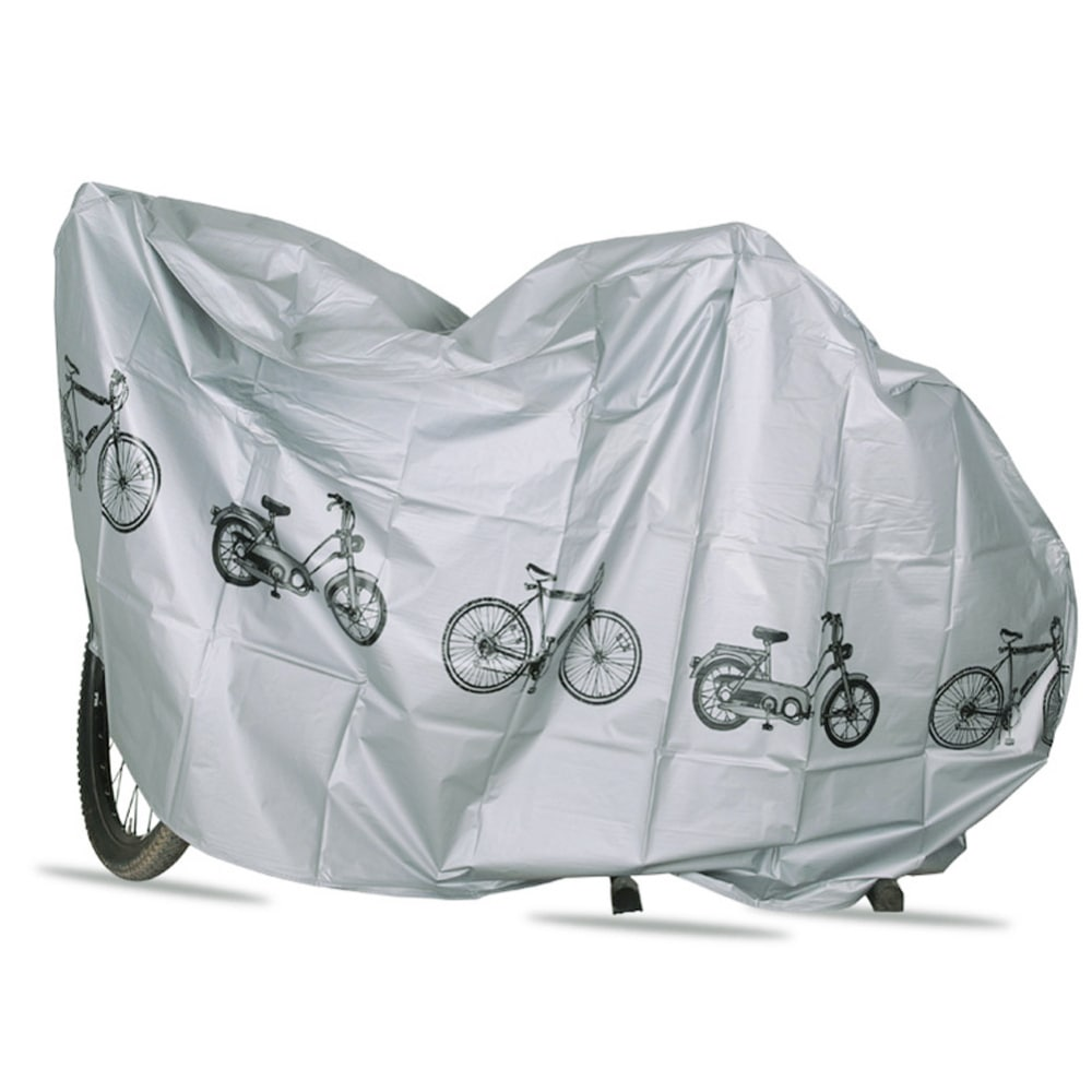 Funda impermeable para bicicleta