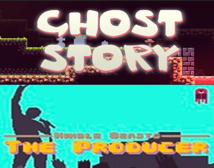 Ghost Story + The Producer DRM-Free