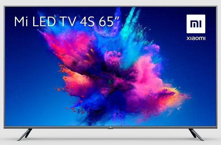 "Xiaomi Mi TV 4S 65"" UHD 4K HDR10+"
