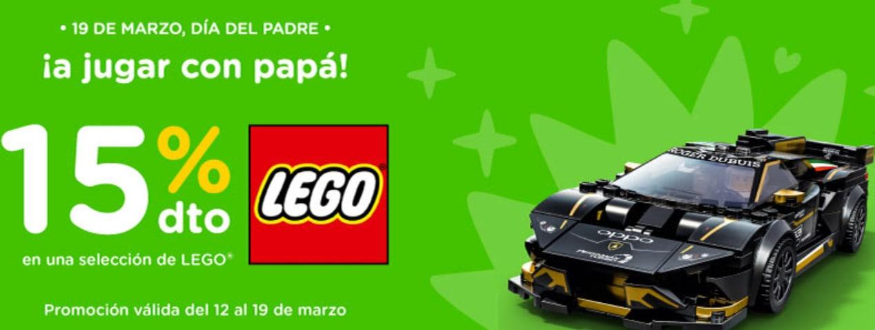 """15% de dto. en varios sets de Lego en Toys """"R"""" Us"""