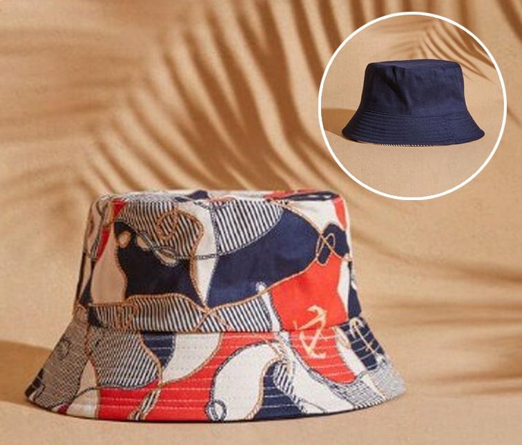 Sombrero reversible 2 en 1 Women'Secret
