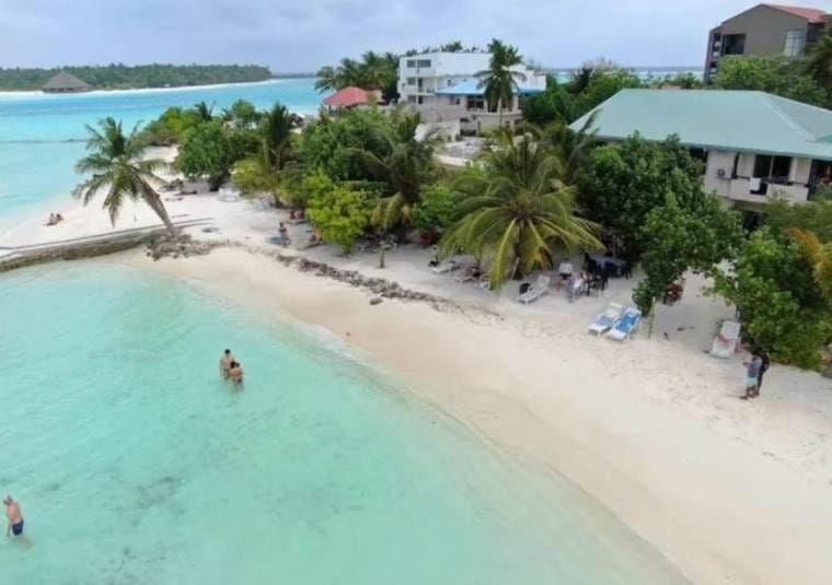 7 Noches en hotel 4 estrellas en las Maldivas
