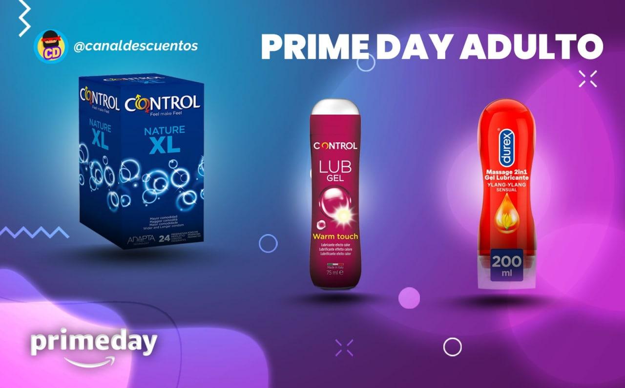 Más ofertas en Prime Day adulto