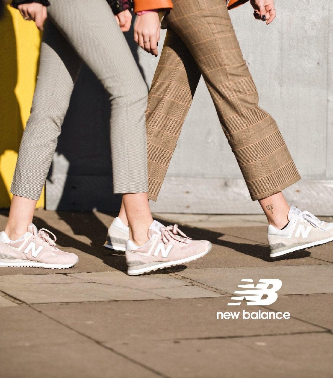 Descuentos en ropa, calzado y accesorios New Balance