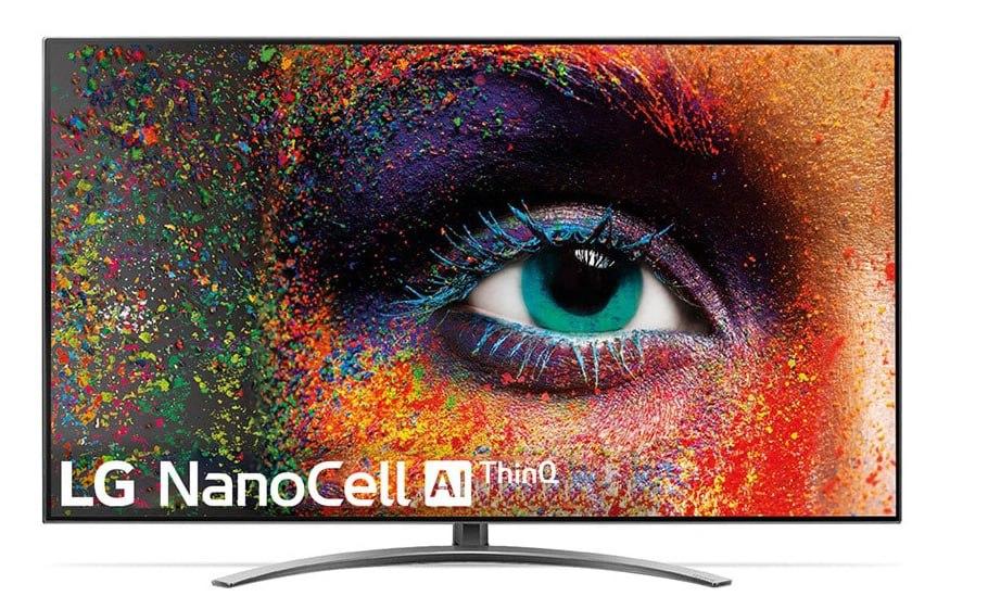 "SmartTV LG 55"" UHD 4K Nanocell Alpha 7 Gen2"