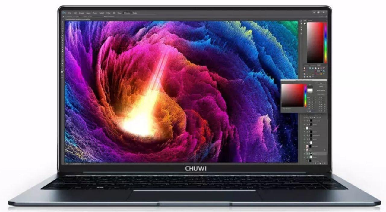 CHUWI Lapbook Pro 8gb 256SSD