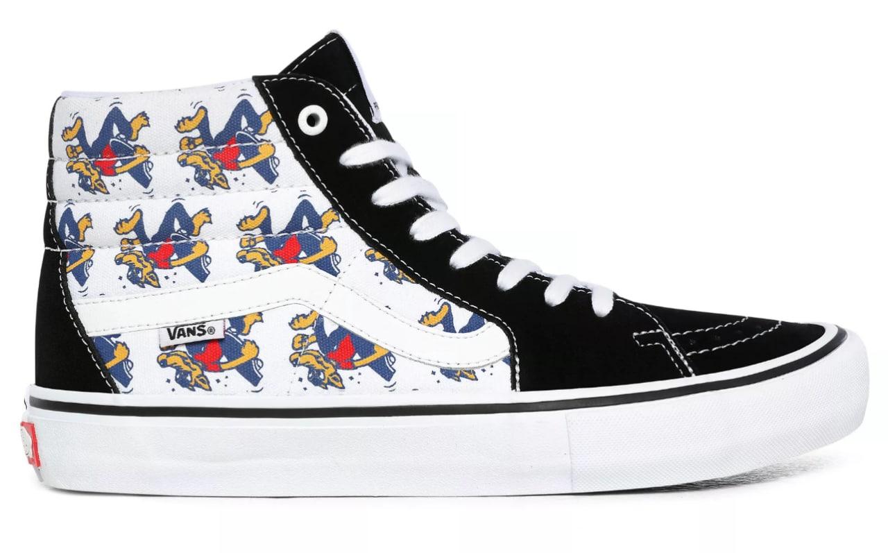 30% de descuento en zapatillas de Skate Vans