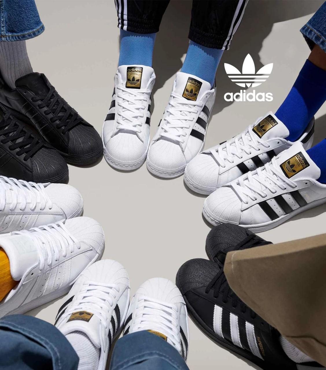 Descuentos en ropa, calzado y accesorios Adidas
