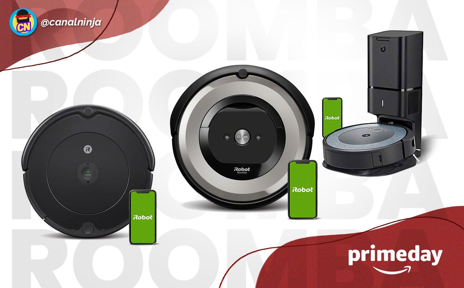 Descuentos en iRobots Roomba