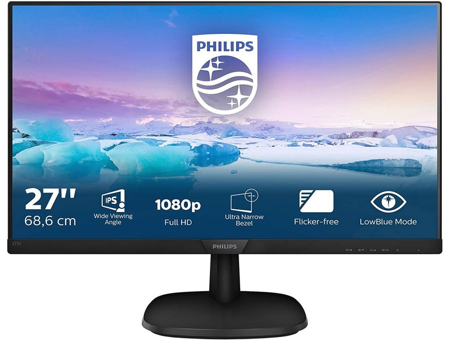 """Monitor Philips IPS de 27"""""""