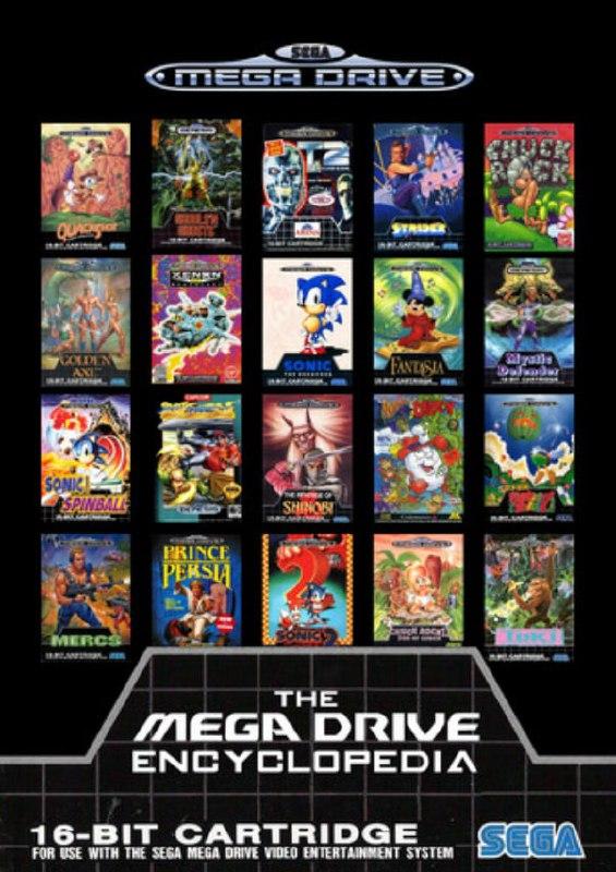 30 Enciclopedias (Arcade, SEGA, N64, SNS, PS2, Gameboy, Vectrex y más)