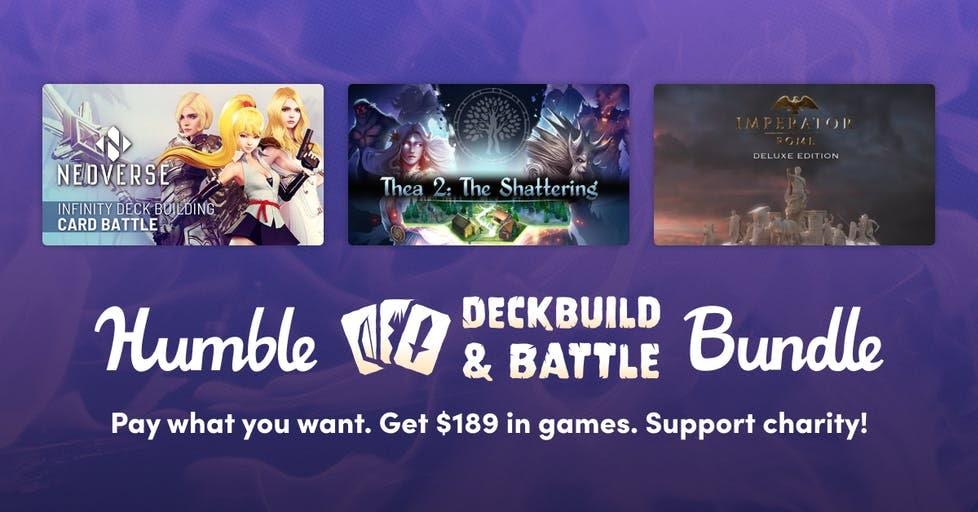 Humble Deckbuild & Battle Bundle