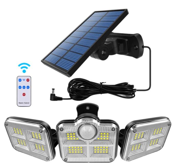 Foco LED para exteriores 20W