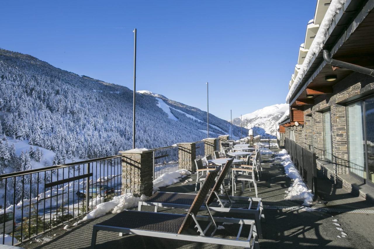 Fin de semana 2 pers. Hotel 4 estrellas Andorra con media pensión y cancelación gratuita