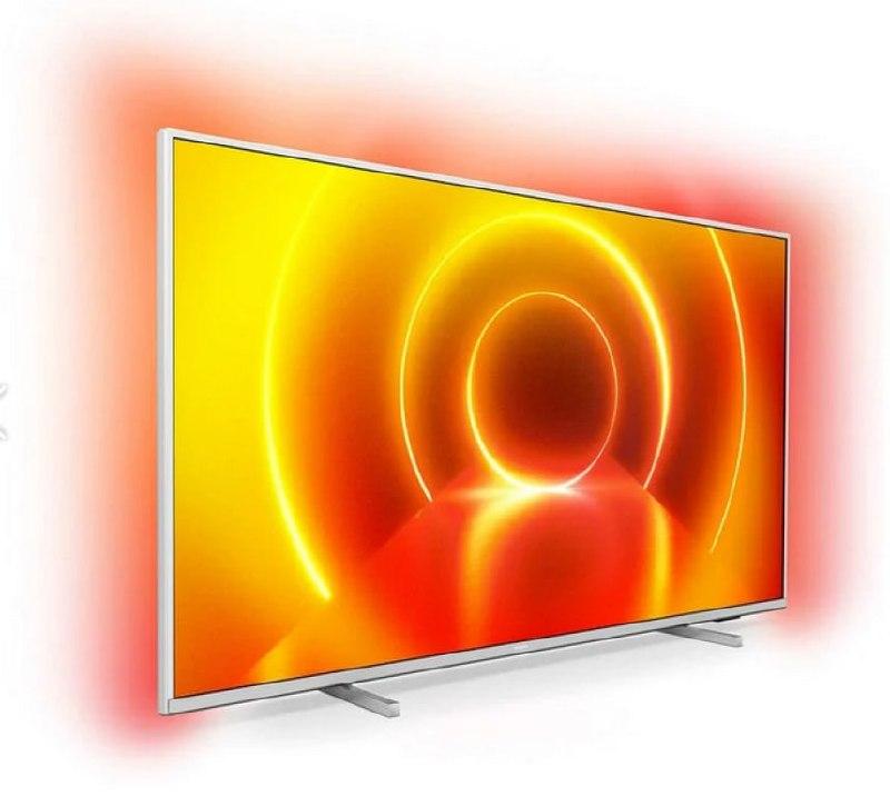 "TV LED Philips 65"" UHD 4K"