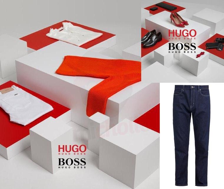 Hasta 75% de dto. en ropa y calzado Hugo Boss