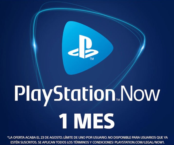 1 Mes PlayStation Now