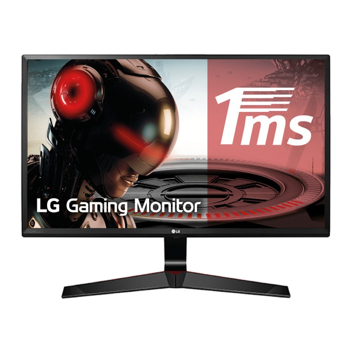 "Monitor Gaming LG de 24"" FullHD"