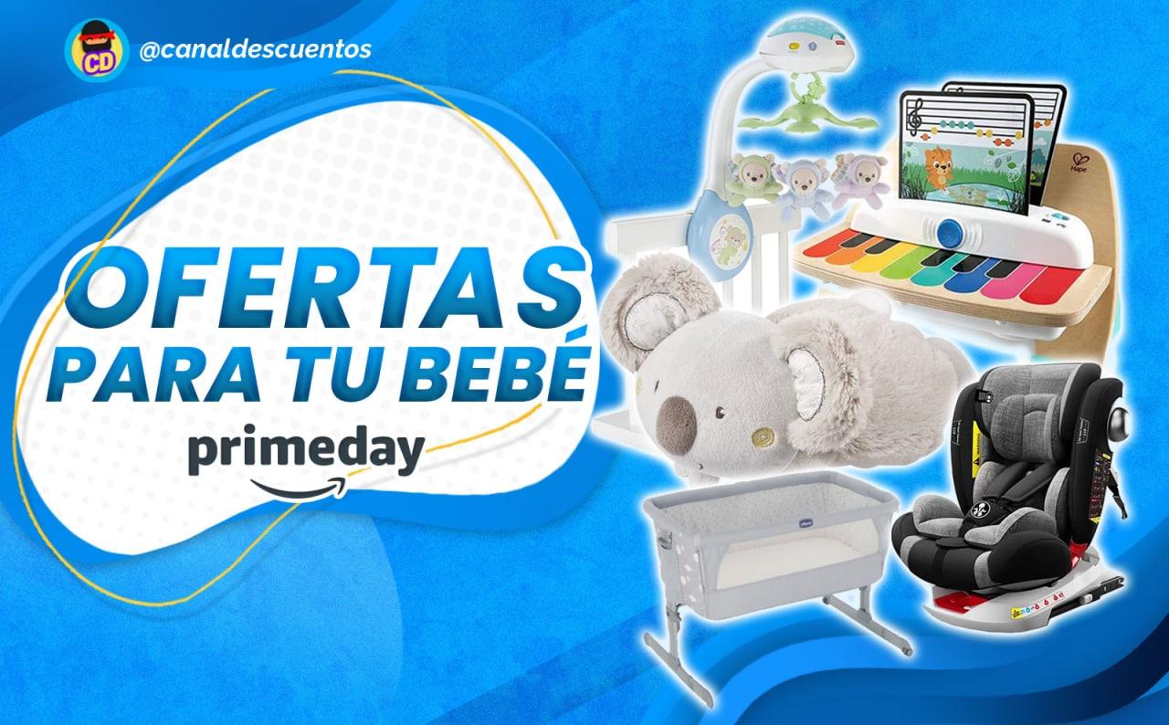 Ofertas Prime Day para bebé