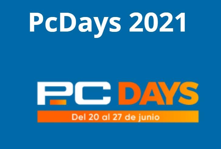 PcDays de PcComponentes 2021