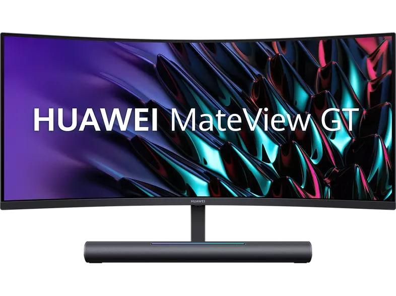 """Monitor Gaming Huawei MateView GT Soundbar 34"""" WQHD 165Hz"""