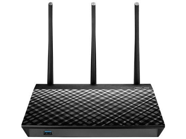 Router inalámbrico Asus RT-AC1900U