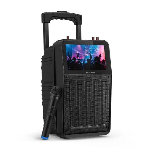 Altavoz con pantalla BlitzWolf® BW-DM1 30W