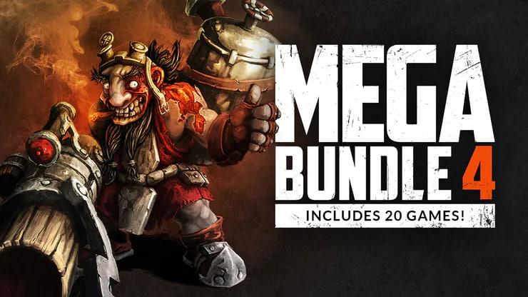 Mega Bundle 4: 20 juegazos desde Steam