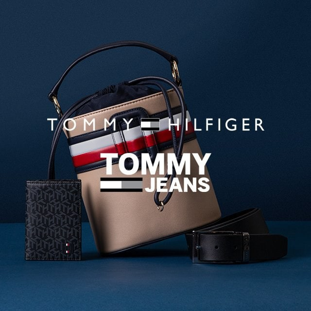 Descuento en calzado, ropa y accesorios Tommy Hilfiger