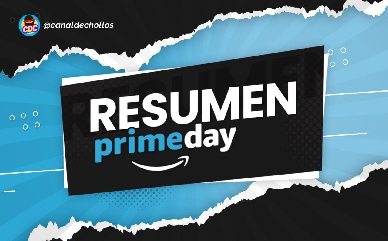 Resumen del Prime Day