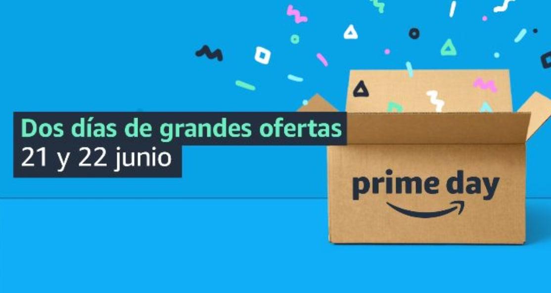 Amazon Prime Day 2021 (21 y el 22 de junio, fecha oficial)