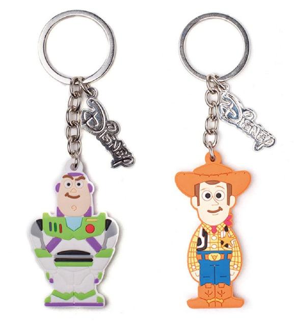 Llaveros de Toy Story en El Corte Ingles