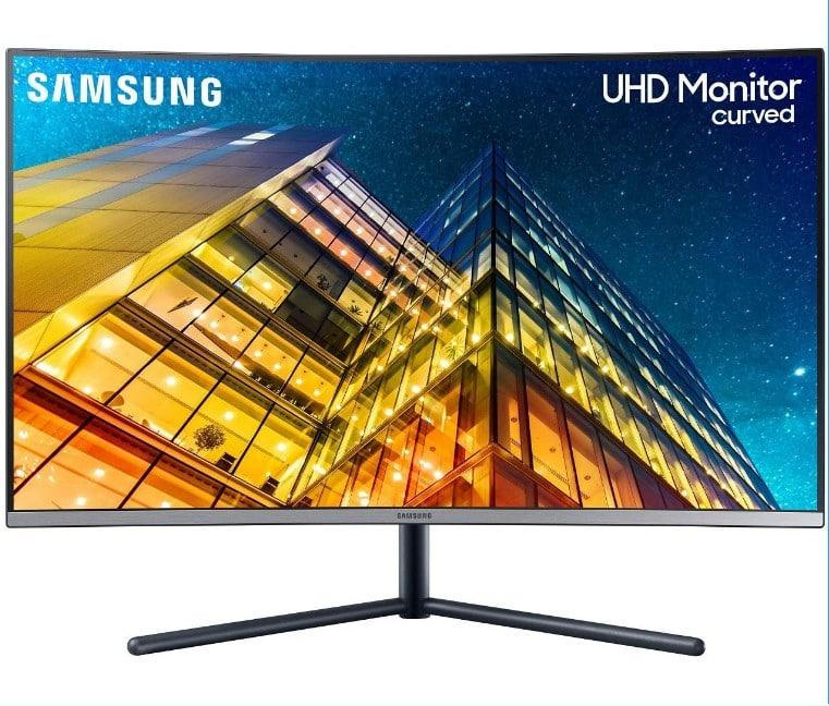 Monitor Curvo 32'' 4K Samsung