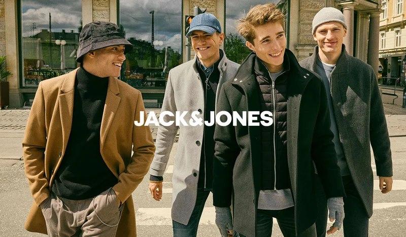 Hasta 75% de dto. en ropa adulta y joven Jack&Jones