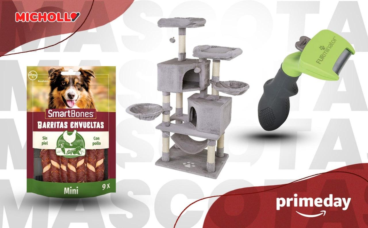Descuentos en Productos para Mascotas en Prime Day Amazon