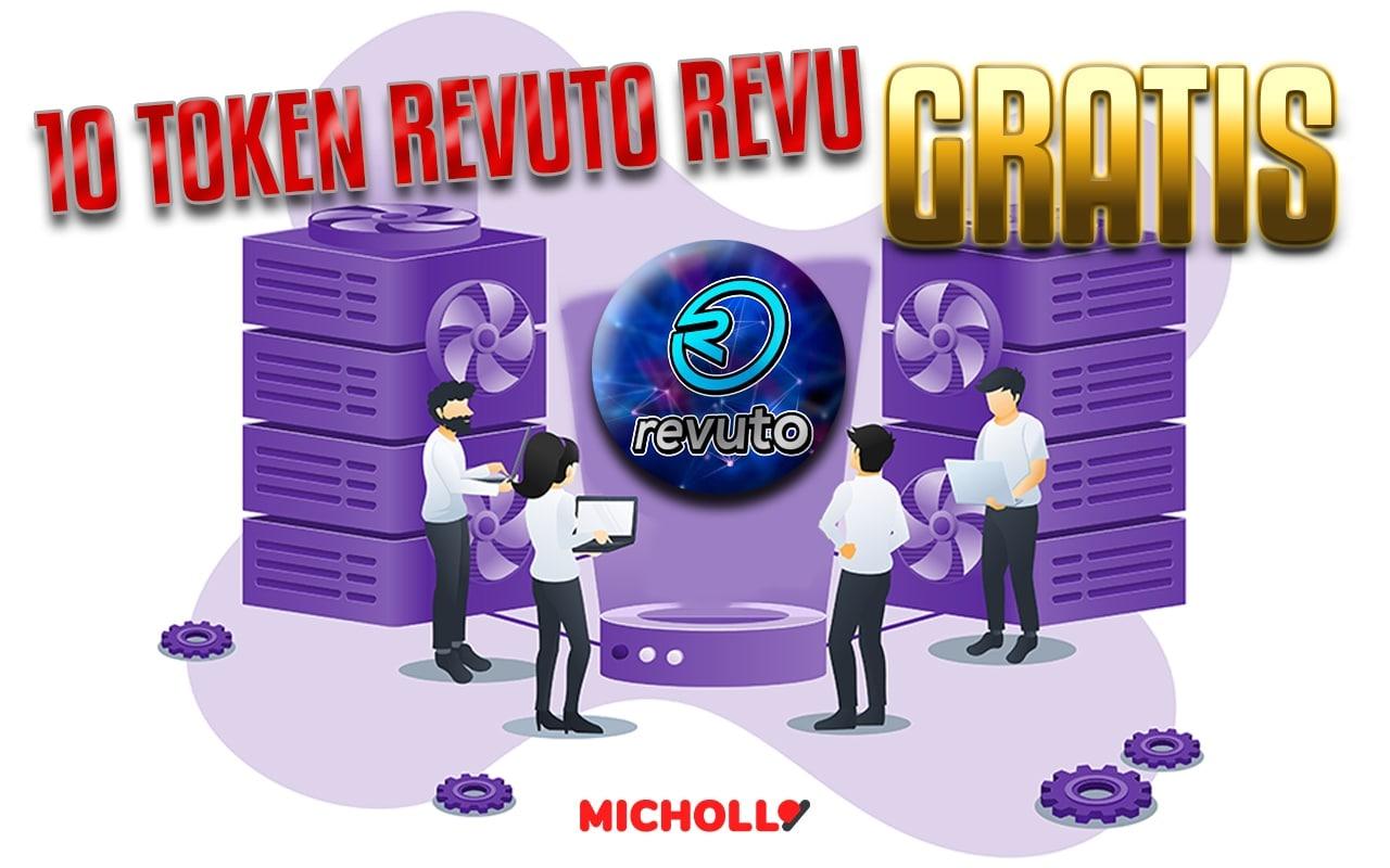 10 token REVU GRATIS