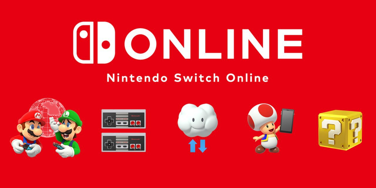 7 días Nintendo Switch Online