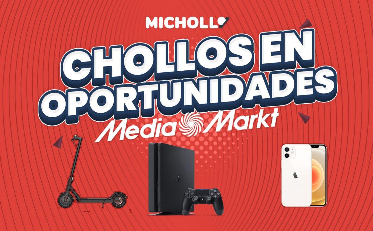 Chollazos en Oportunidades MediaMarkt