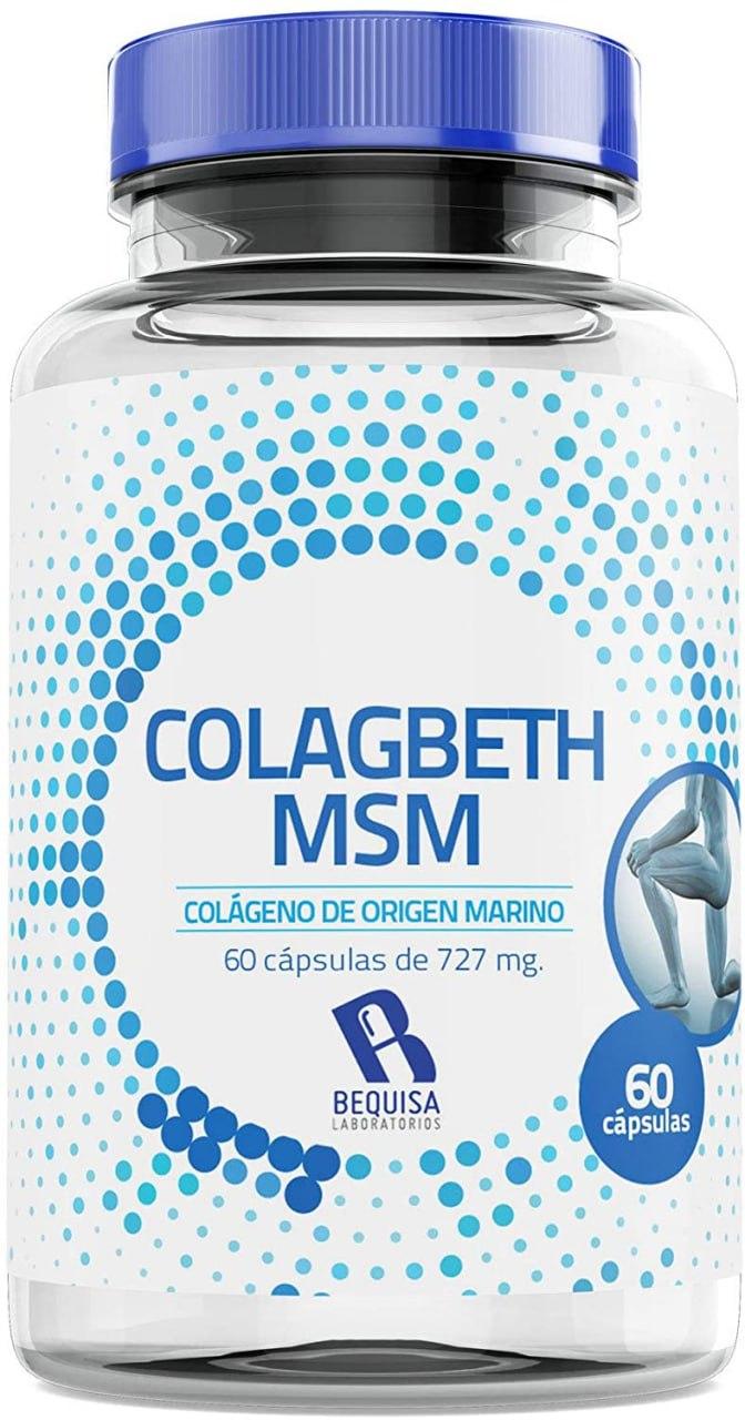60 Cápsulas Colágeno con Ácido Hialurónico